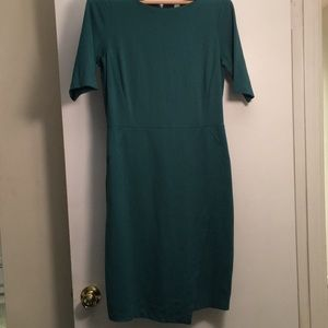 Halogen Green Dress Size 10